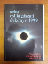 Meteor Csillagászati Évkönyv 1999