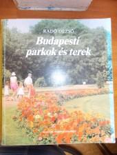 Radó Dezső Budapesti parkok és terek