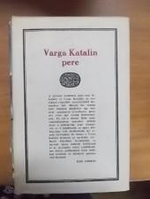 Varga Katalin pere