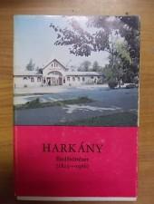 Harkány fürdõtörténet 1823-1986