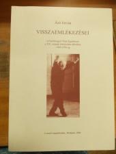 Ásó István Visszaemlékezései