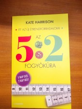 Az 5 2 fogyókúra-Kate Harrison