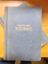 Gulácsy Irén Jezabel I-II.-Történelmi regény