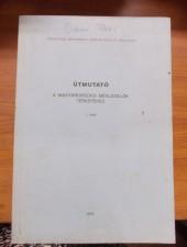 Kézikönyv a szociális munkásoknak