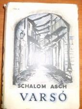 Asch,Schalom Varsó
