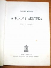 Babits Mihály A torony árnyéka-Mesék és novellák