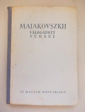Majakovszkij válogatott versei