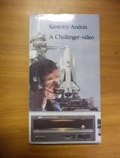 Kereszty András A Challenger-video