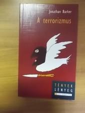 Jonathan Barker A terrorizmus