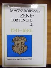 Magyarország zenetörténete II. 1541-1686