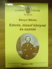 Bényei Miklós Eötvös József könyvei és eszméi