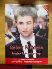 Robert Pattinson-Poszter és képeslapkönyv