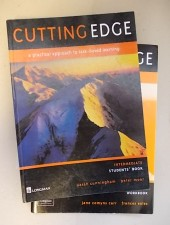 Cutting Edge-Intermediate -Student's Book and Workbook