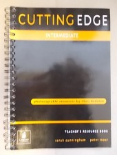 Cutting Edge- Intermediate -Teacher's Resource Book