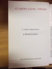 F.Funck-Brentano A renaissance