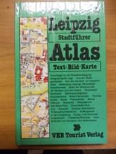 Leipzig Stadtführer Atlas