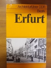 Architekturführer DDR Bezirk Erfurt