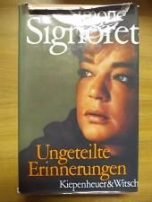 Simone Signoret Ungeteilte Erinnerungen