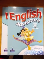 English Adventure- Pupil's and Activity Book-Starter B