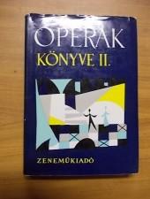 Gál György Sándor Operák könyve II.